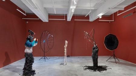 Minouk Lim Tina Kim Gallery, New