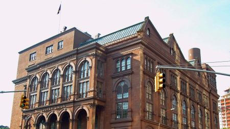 Cooper Union Plans Bring Back Free