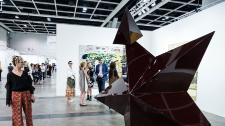 Here's the Exhibitor List Art Basel