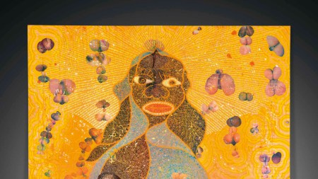 Chris Ofili's 'Holy Virgin Mary' Goes