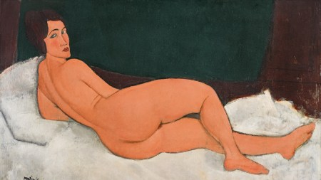 $150 M. Amedeo Modigliani Nude Lead