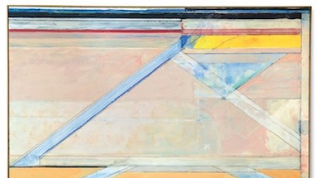 Christie's Adds 22 Richard Diebenkorn Works