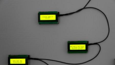 Rafael Lozano-Hemmer Musée d'art contemporain de