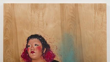 Shizu Saldamando Charlie James Gallery, Los