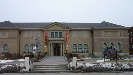 Berkshire Museum Director Who Led Artwork
