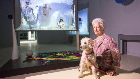 Joan Jonas Wins $900,000 Kyoto Prize