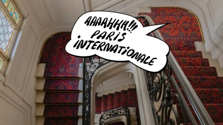 Here's the Exhibitor List Paris Internationale