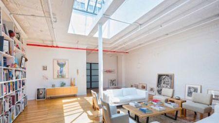 James Rosenquist's Lower Manhattan Home Sale
