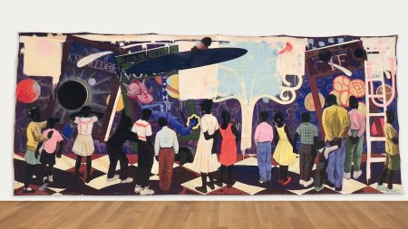 Chicago Public Library Kerry James Marshall