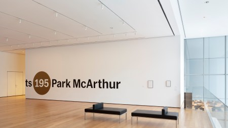 Park McArthur Prods MoMA Expansion, Heather