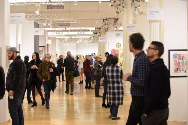 2019 Outsider Art Fair Feature 67 Exhibitors Phyllis