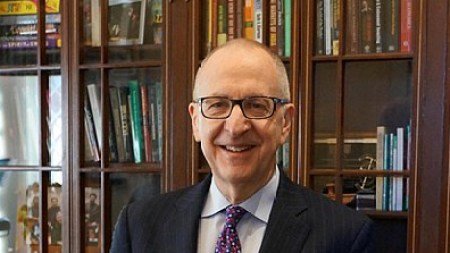 Smithsonian Secretary David J. Skorton Submits