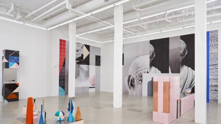 Claudia Wieser Jessica Silverman Gallery, San