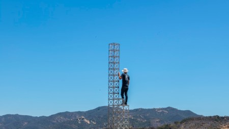The Sky Is the Limit: 40-Foot-Tall