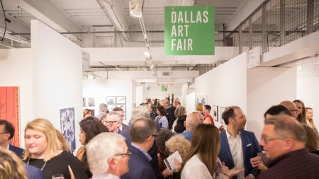 Dallas Art Fair Names Exhibitors Spring
