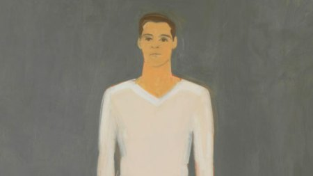 From the Archives: Alex Katz Paints