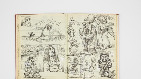 R. Crumb on His Career-Spanning Show