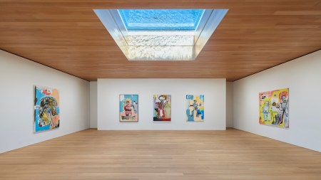 Manhattan Branch of Brant Foundation Opens