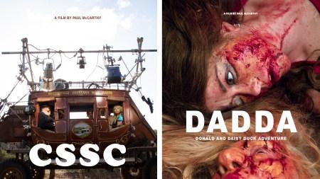 Paul and Damon McCarthy Premiere Violent