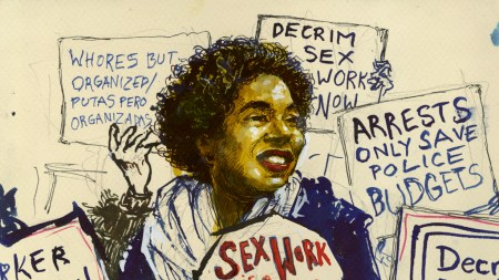 Molly Crabapple on Art-World Hypocrisy, Spurning