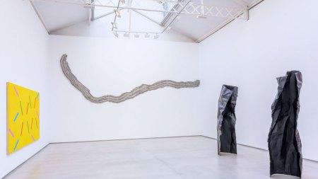 Rosemarie Castoro Galerie Thaddaeus Ropac, Paris