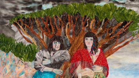 Maria Berrio Joins Kohn Gallery Los