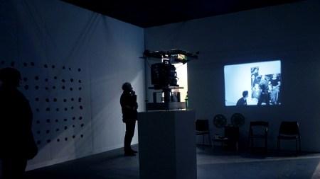 People Watching: Historic Robert Morris Film