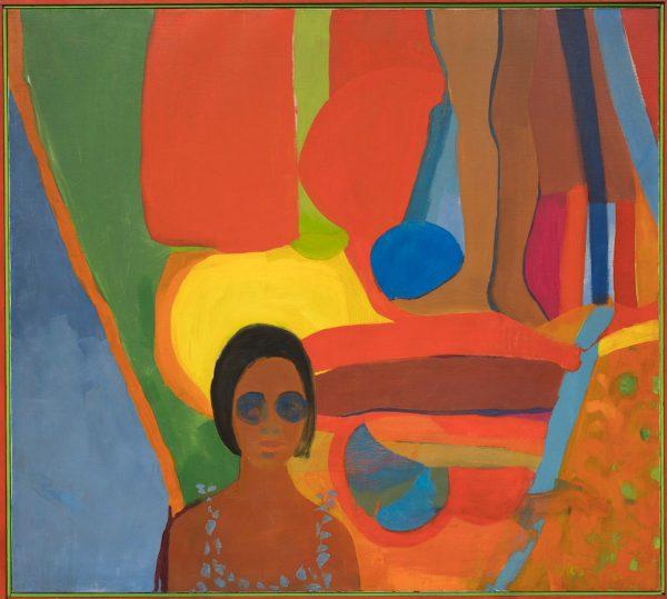 Whitney Museum Acquires Works Emma Amos Ed Clark