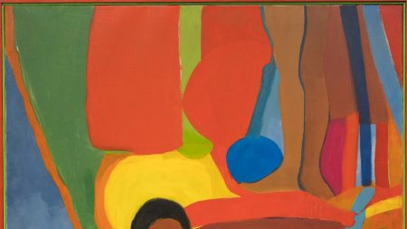 Whitney Museum Acquires Works Emma Amos,