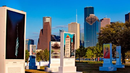 Commit Memory: Houston Park, 25 Artists