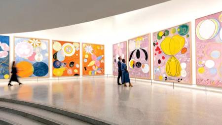 Guggenheim's Hilma af Klint Survey Is
