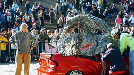 Jimmie Durham Will Receive Venice Biennale's
