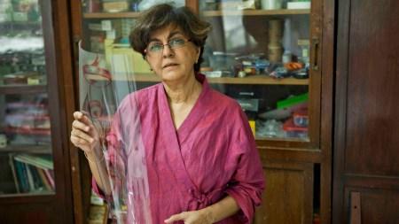 Nalini Malani Wins $77,800 Joan Miró