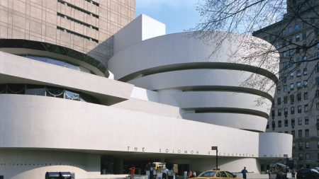 Guggenheim Workers Vote to Unionize