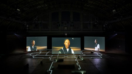 Drill, Baby, Drill: Hito Steyerl Stares