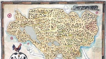 Nyugen Smith, 'Bundlehouse: Borderlines No.4 (Sint