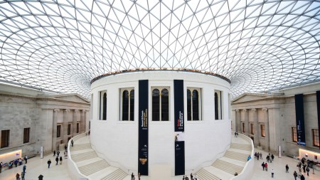 British Museum Director Endorses BP as