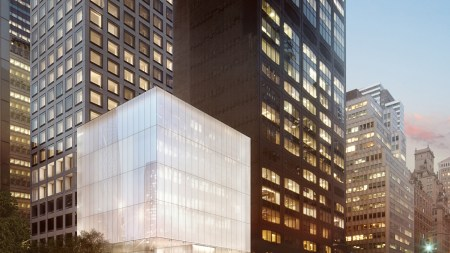 Phillips's new home at 432 Park