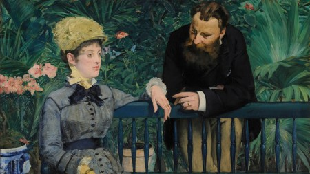 Édouard Manet In the Conservatory