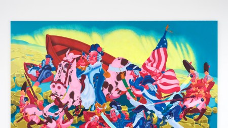 Peter Saul to Have New Museum