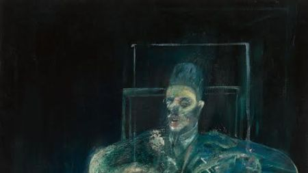 Francis Bacon, 'Pope,' circa 1958