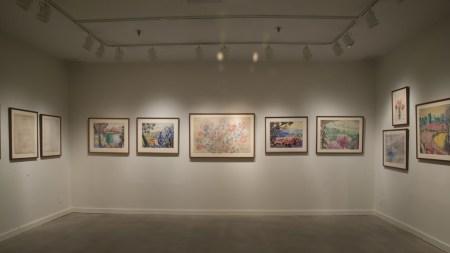 Installation view of 'Suzanne Duchamp: Works
