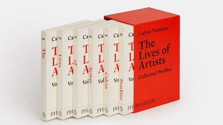'The Lives of the Artists' a