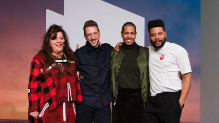 The winners of the 2019 Turner