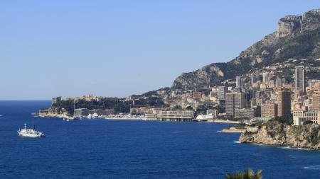 The Principality of Monaco.