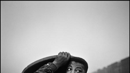 Gordon Parks, The Invisible Man, Harlem,
