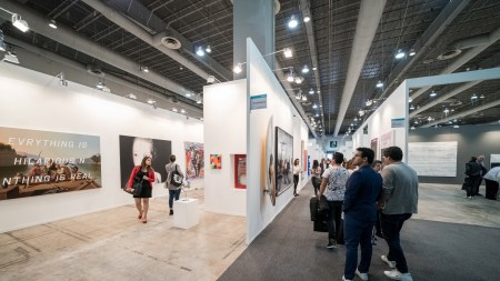 Zona Maco art fair, Mexico City