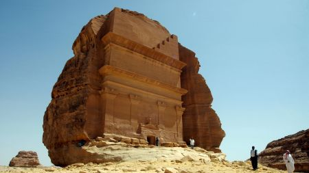 Saudi Arabia's first UNESCO World Heritage