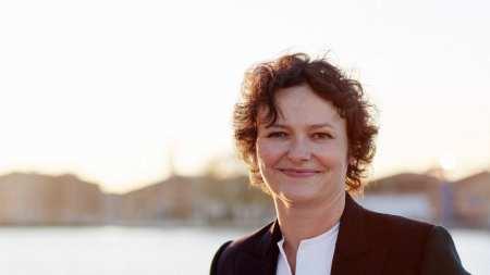 Cecilia Alemani.