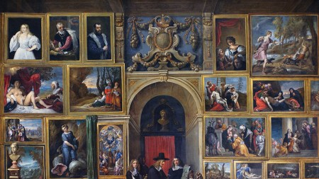 David Teniers the Younger, Archduke Leopold